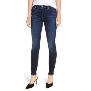 7 For All Mankind B(air) Skinny Ankle Jeans 28